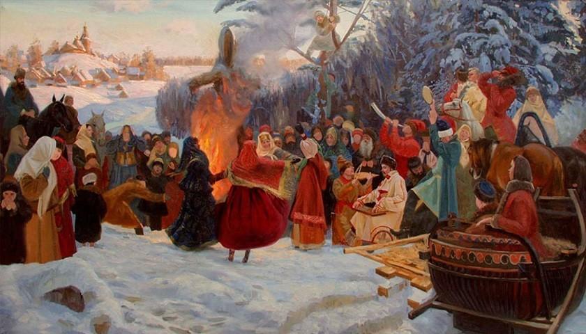 Масленица - обычаи и традиции