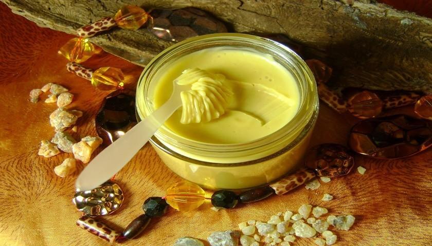 Сливочное масло на нашем столе