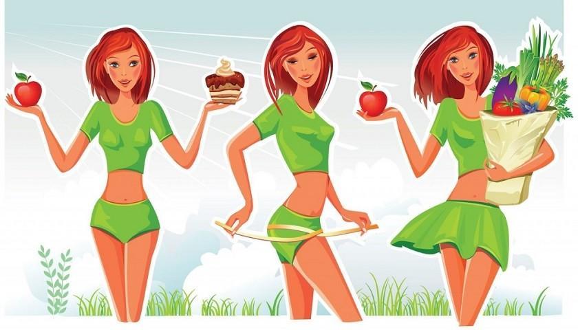 Худеем весело - представление диеты