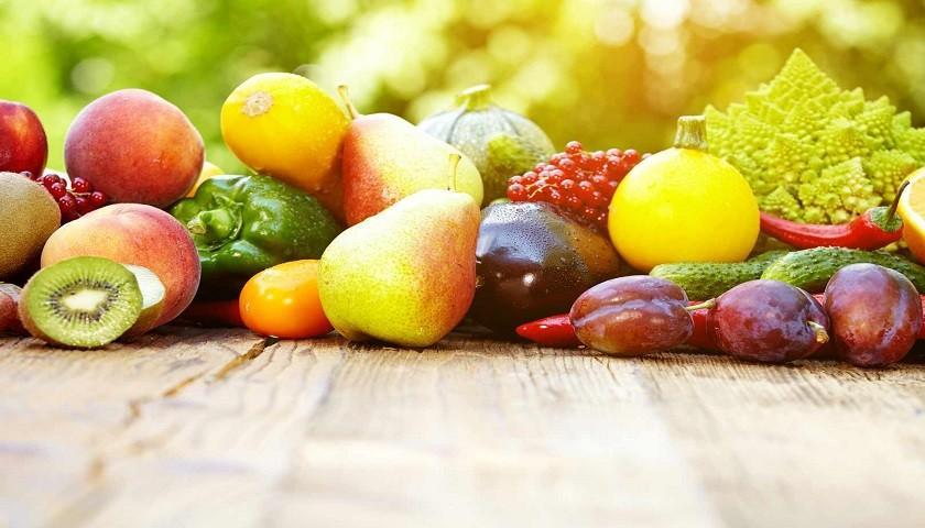 Радужная диета - разноцветное похудение