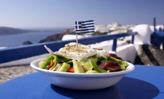 Греческая кухня - национальные блюда и рецепты