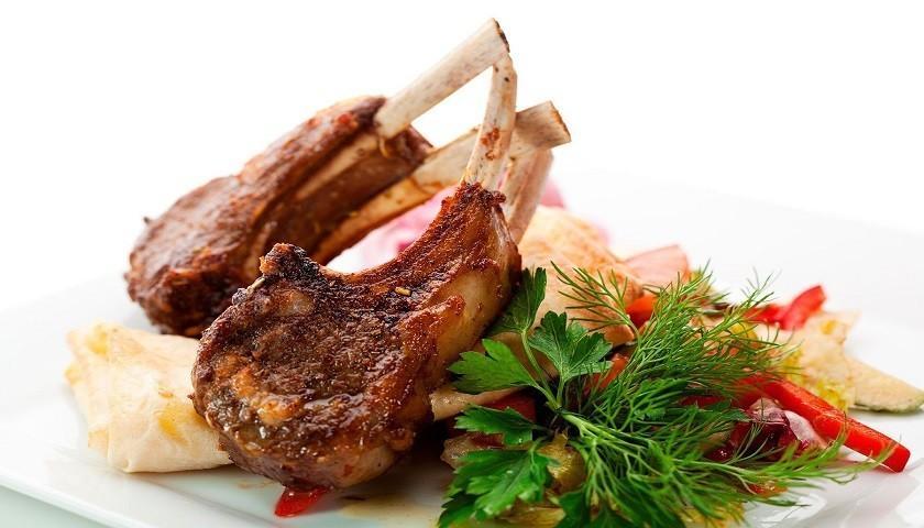 Греческая кухня - паидакья