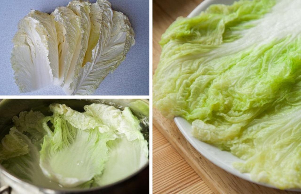 Капуста по-шанхайски - базовый рецепт