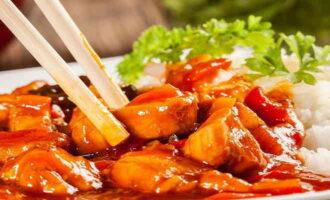 Курица шанхайская