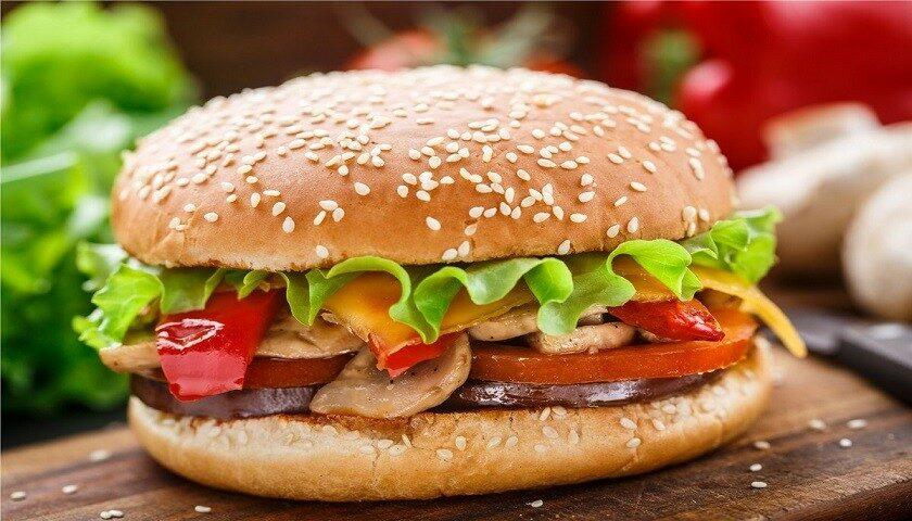 Бургер домашний - лучшие рецепты