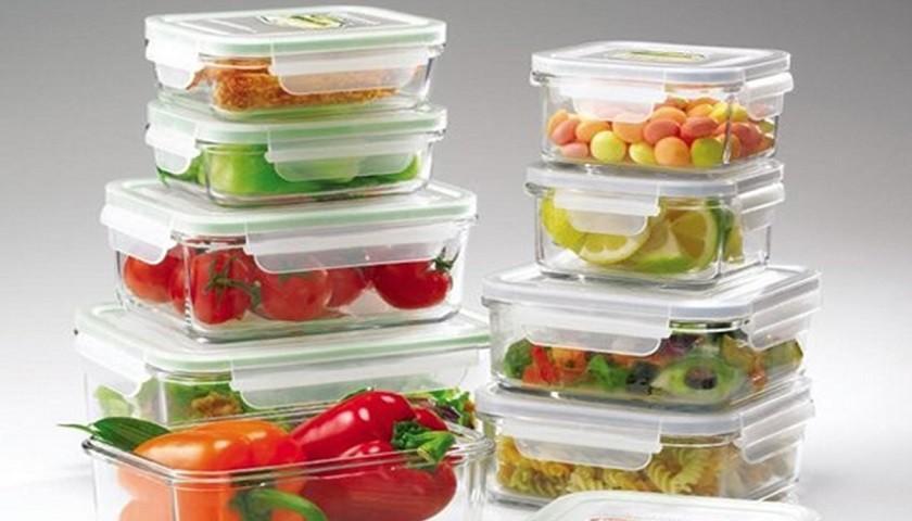Способы хранения продуктов