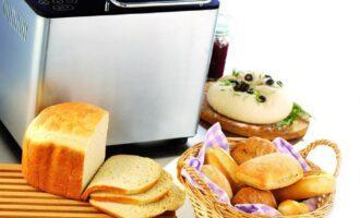 Что приготовить в хлебопечке