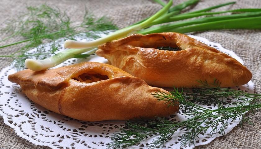 Пироги расстегаи
