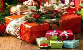 Что можно подарить на Новый год