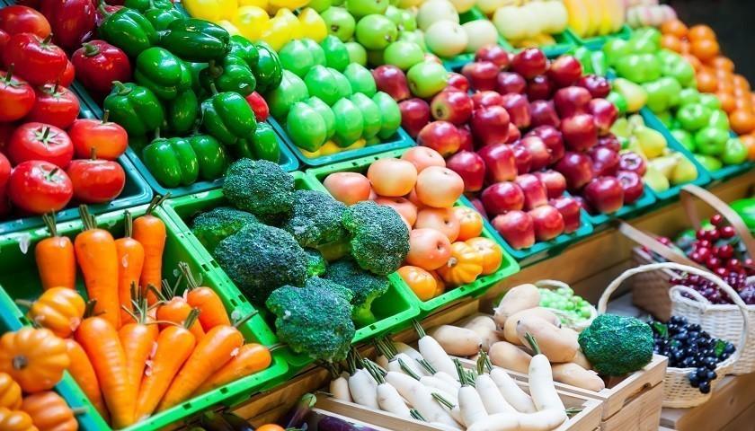 Где купить овощи и фрукты