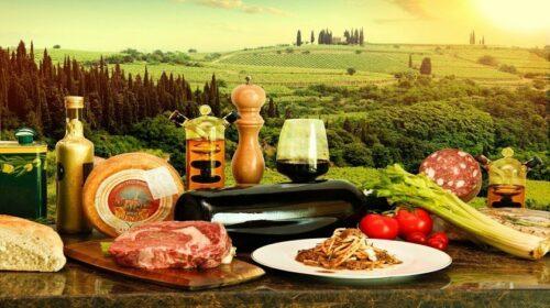 Тосканская кухня