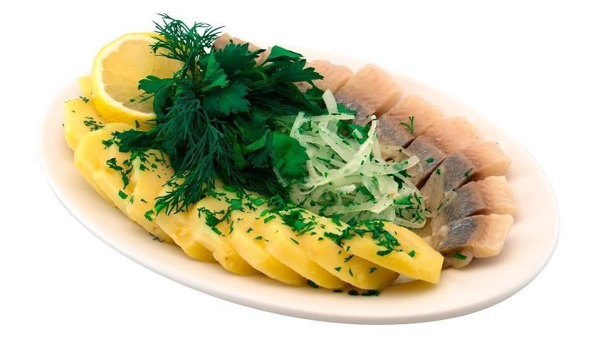 Лапландская кухня - полный «стрёмминг»