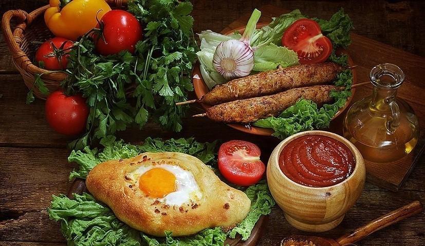 Традиционная грузинская кухня