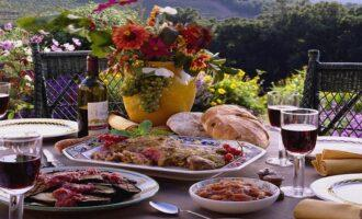 Кухня Прованса - кухня солнца