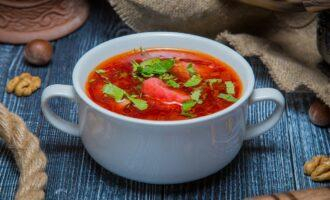 Постный супы