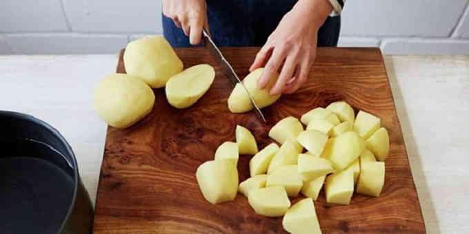 Идеальный жареный картофель для настоящего мужчины