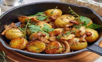 Секреты приготовления вкусной, жареной картошки
