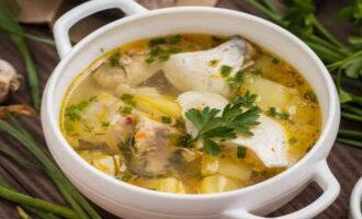 Рыбные супы