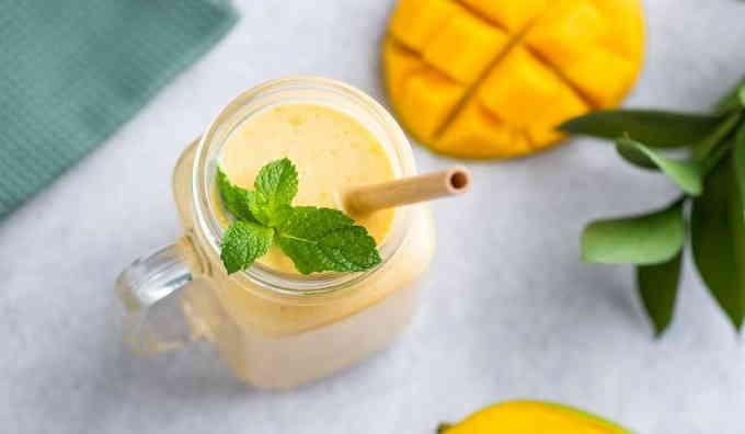 Ласси с манго