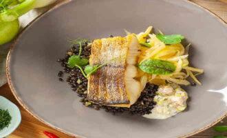 Необычный ужин из самой обычной рыбы хек
