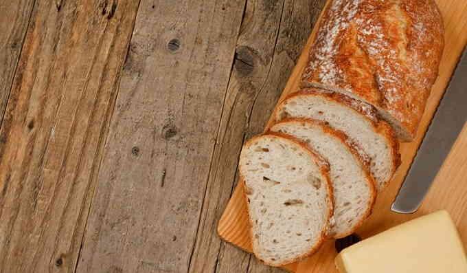 Домашний картофельный хлеб в духовке