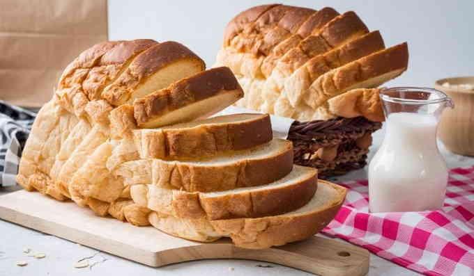 Тостовый домашний хлеб в духовке